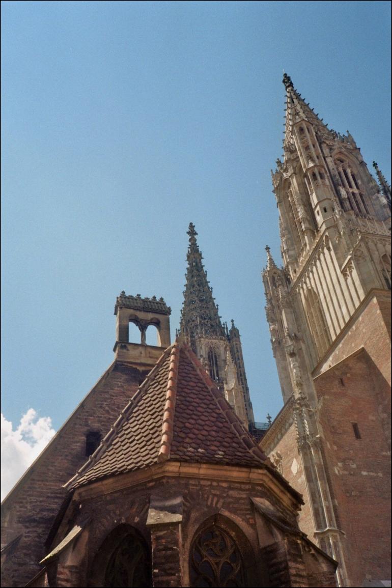 2012_08_01_Dear Germany Liebes Deutschland_Ulm's Cathedral - Ulmer Münster