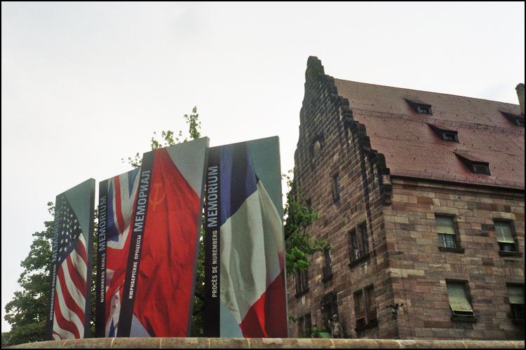 2012_10_01_Memorium Nuremberg Trials - Anniversary of the Verdicts_Nuremberg's Palace of Justice
