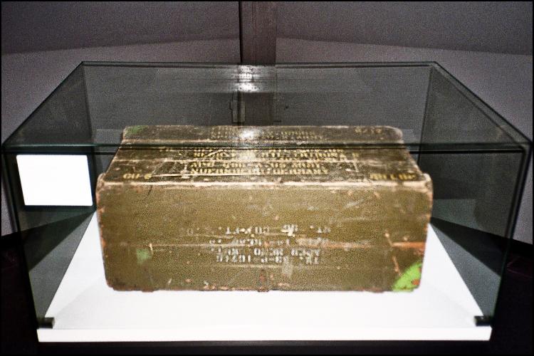2012_10_01_Memorium Nuremberg Trials - Anniversary of the Verdicts_US-Army Box